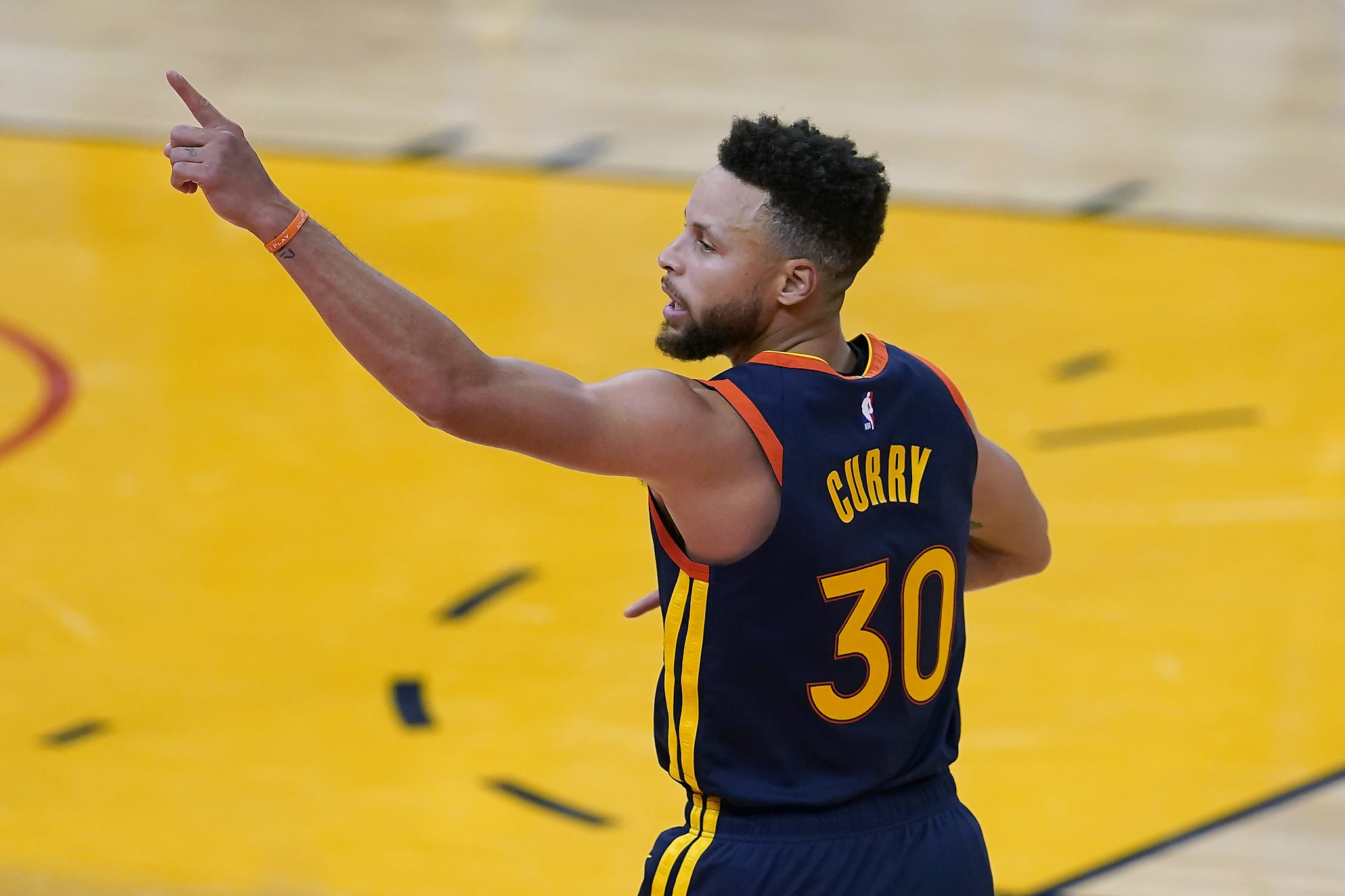Warriors' Steph Curry named All-Star starter for seventh time in career