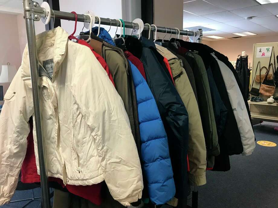 Frankfort Rotary Club held its Winter Warmth Clothing Drive to collect warm clothing for BACN to distribute. (Courtesy Photo)