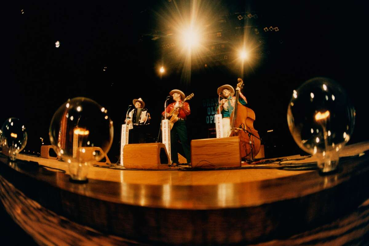 Tennessee, Nashville, Grand Ole Opry, country music trio