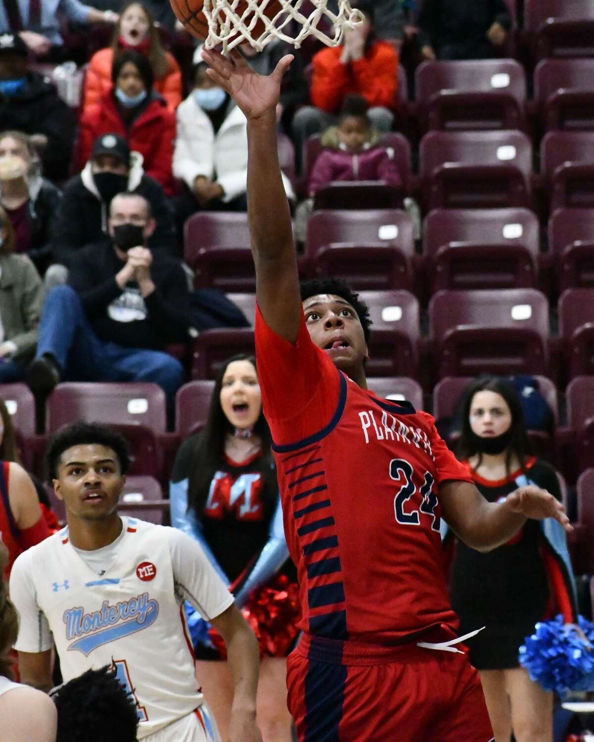 Jayvian Lawson had a team-high 17 points to pace the Bulldogs in the victory.