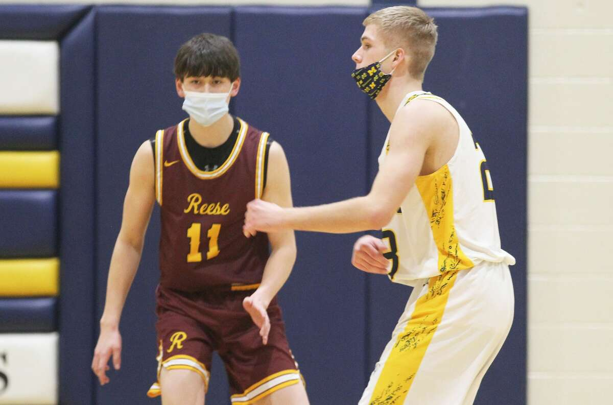 Reese handed host Bad Axe its first loss of the season on Thursday night, beating the Hatchets 65-53.