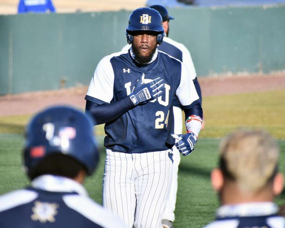 Wayland Baptist's Luis Vargas has been named to the Golden Spikes Award watch list. The award is given to the top amateur baseball player in the country. Photo: Nathan Giese/Planview Herald