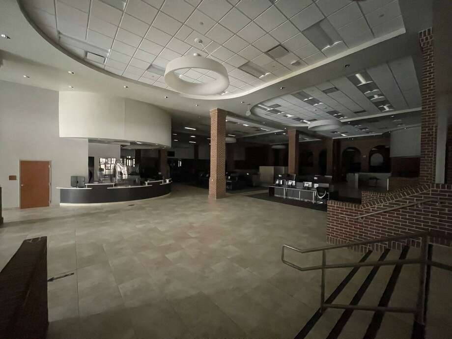 Pictured is LC's Harold R. Yeary Library and Executive Conference Center. LC has turned off power at its facilities to help conserve power for the community. Photo: Courtesy / Laredo College