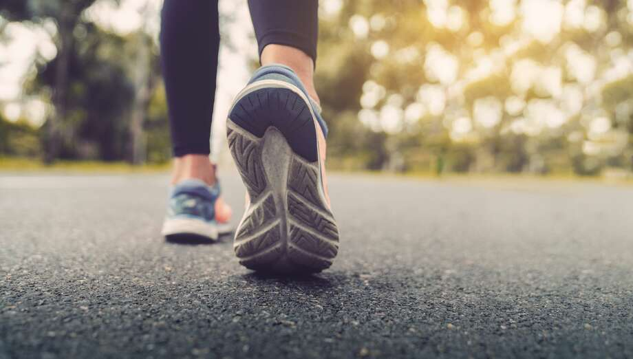 How many steps do you need to walk in a day? Photo: TravelCouples/Getty Images