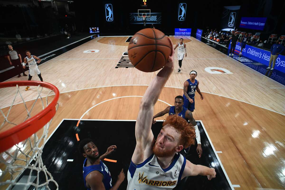 In six G League games this season, Nico Mannion is averaging 18.3 points on 38.4% shooting (33.3% from 3-point range), 6.2 assists, 3.5 rebounds and 1.2 steals.