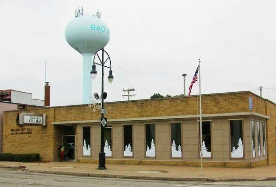 Bad Axe City Hall. (Tribune File Photo)