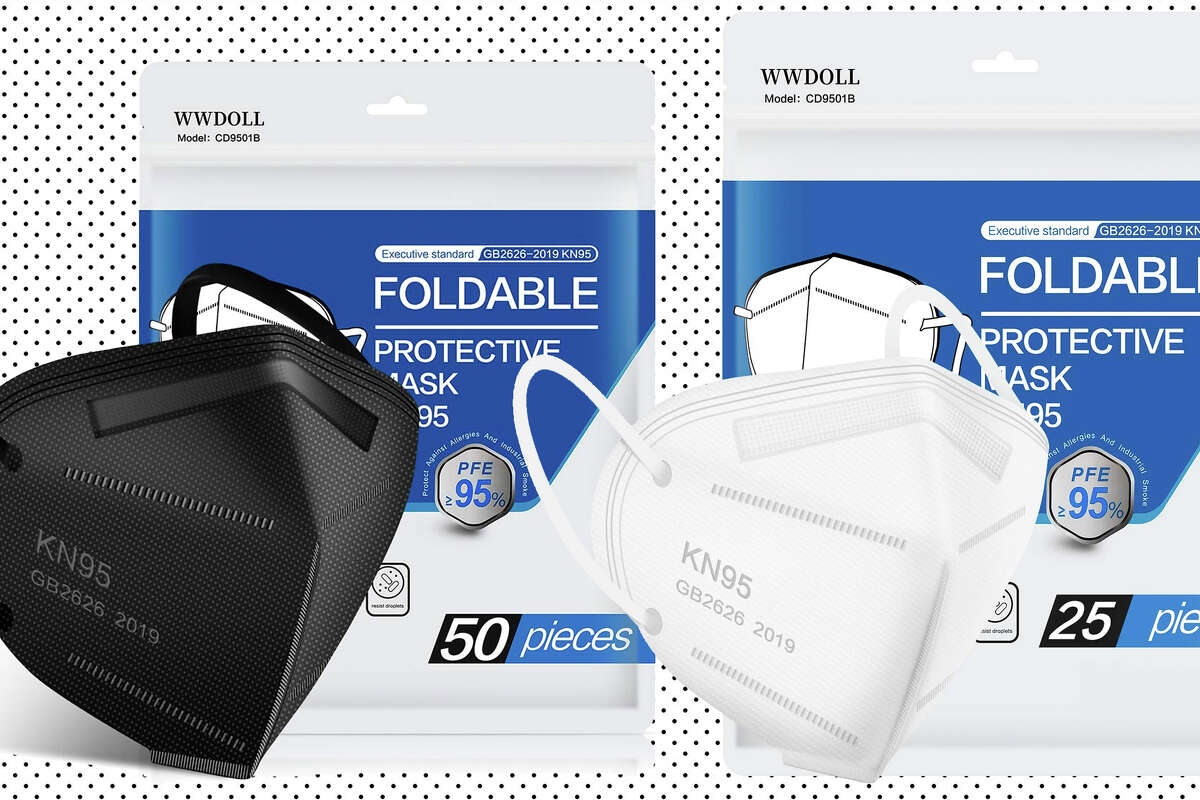 $69.74 for a 50-pack in black (normally $79.74) and $44.74 for a 25 pack in white (normally $49.74).