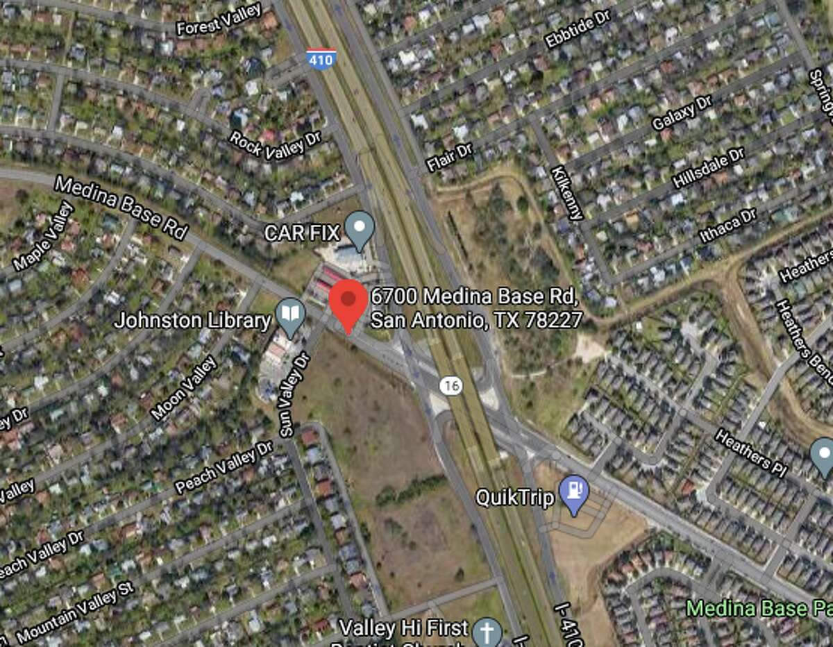 A 15-year-old girl was killed Thursday on the Southwest Side by a hit-and-run driver, police said. The map shows the location of the incident.