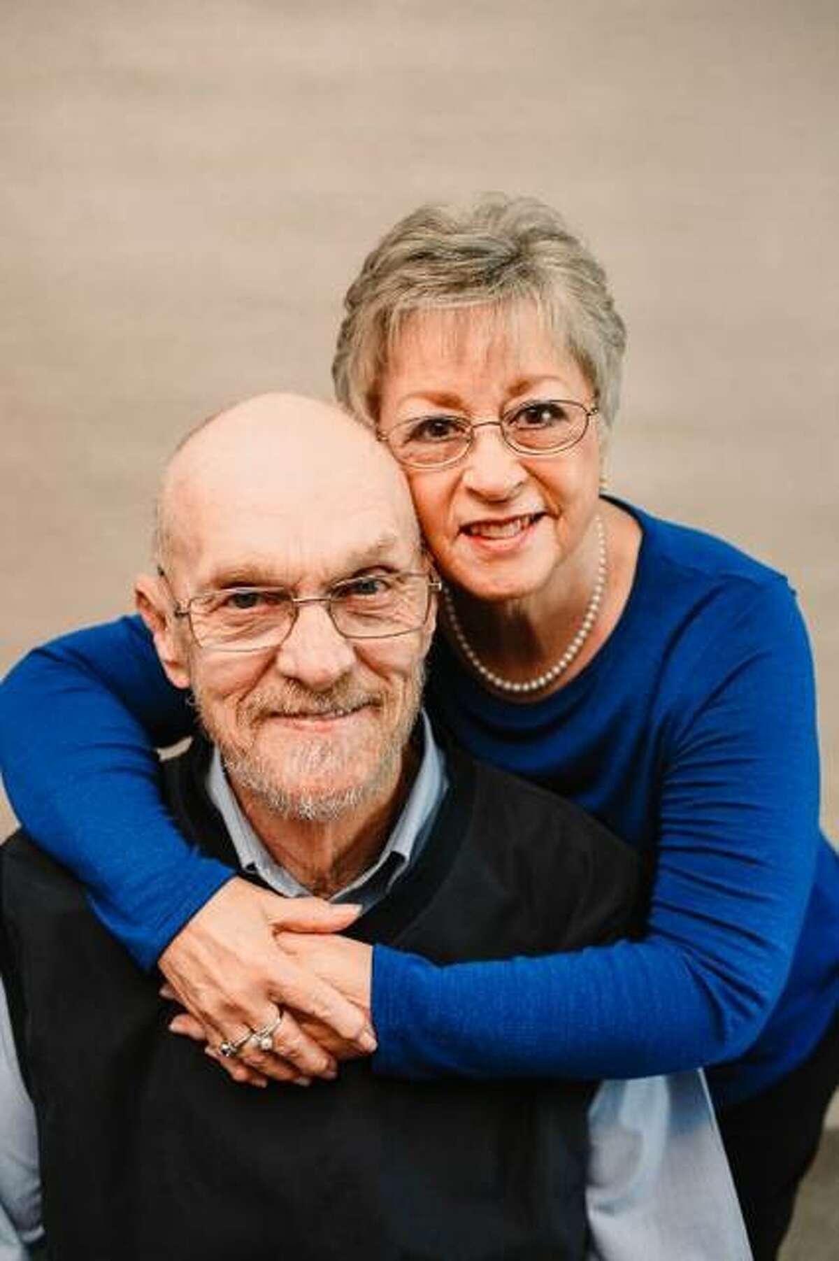 Earl and Linda Twente today