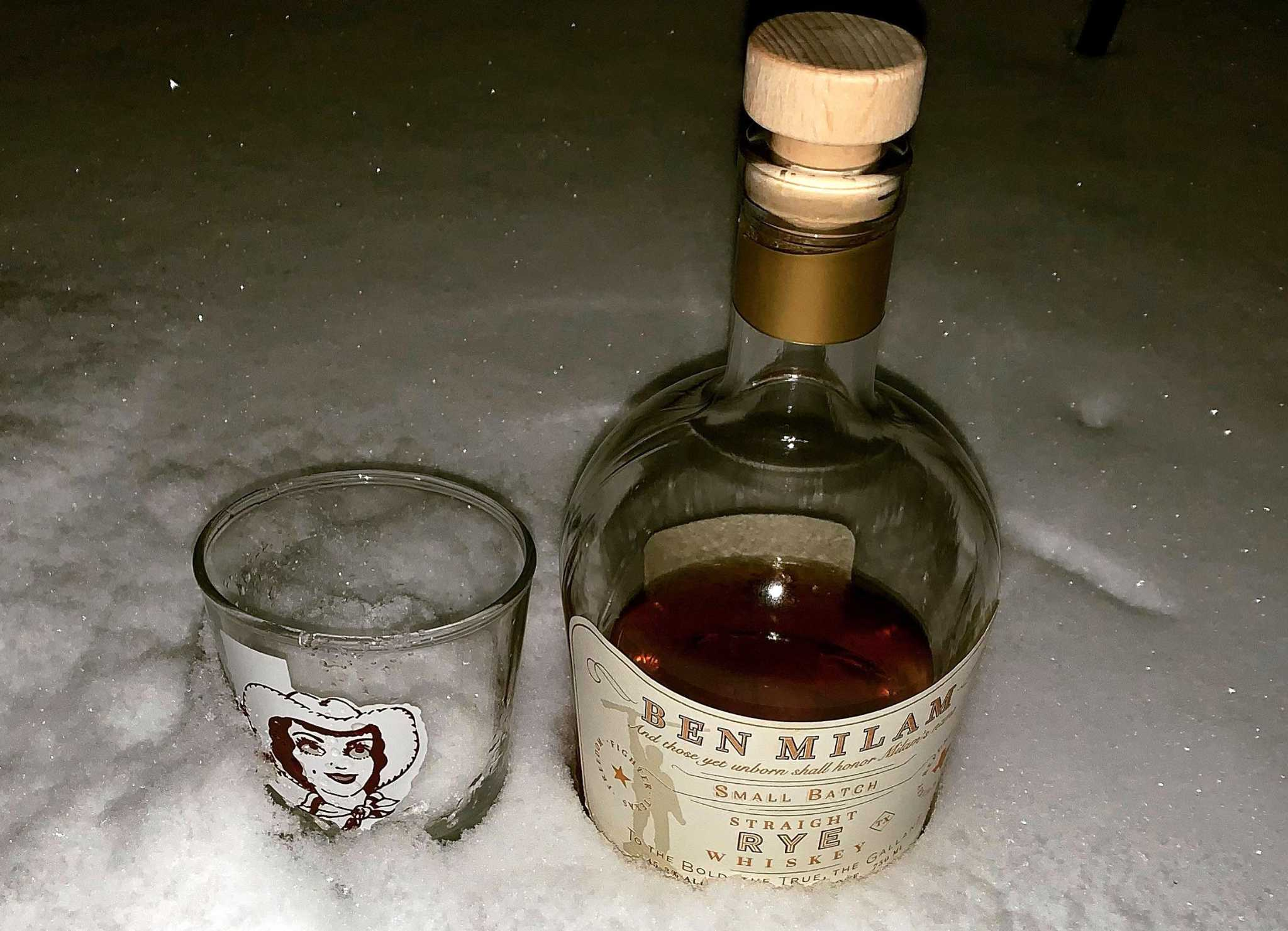 'instead of highballs, we're having snowballs': S.A. kept drinking