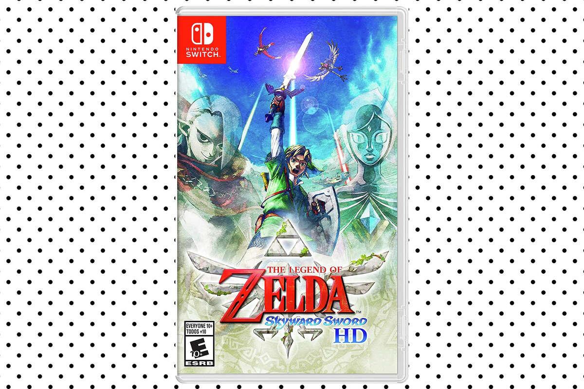 Pre-Order Legend of Zelda: The Skyward Sword.