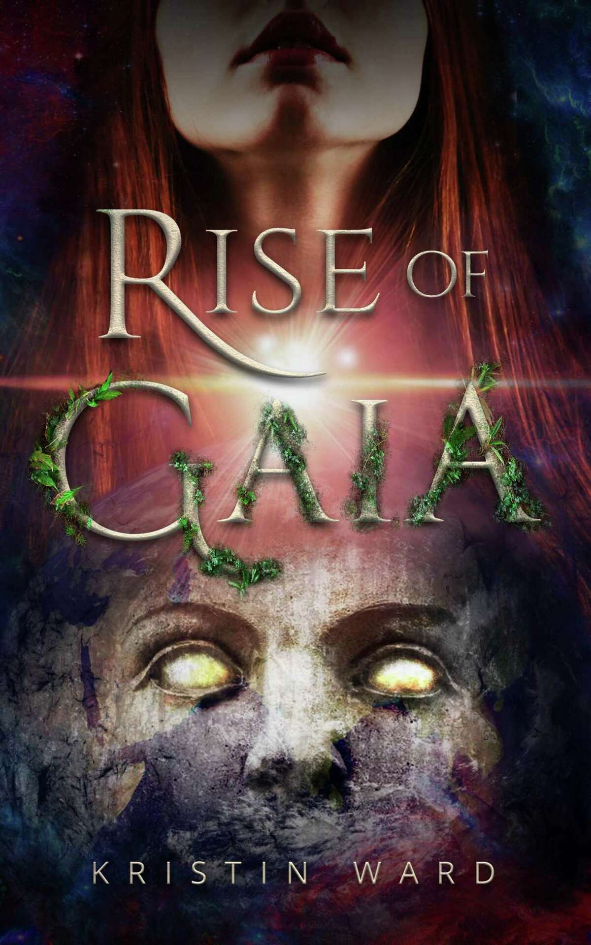 """Kristin Ward, a Danbury educator and Newtown resident, self-published """"The Rise of Gaia."""""""