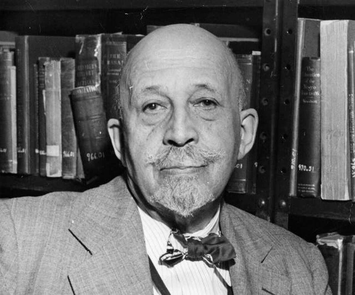 Dr. William Edward Burghardt DuBois was an anthropologist and publicist, co-founder of the National Association for the Advancement of Coloured People (NAACP) and was nominated as the American Labor Party candidate for senator from New York.
