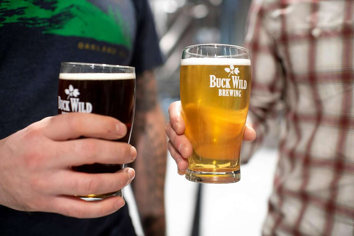 """""""People can come in here with full-blown Celiac disease and not have to hunt for one or two items on the menu,"""" says Buck Wild Brewing owner Michael Bernstein."""