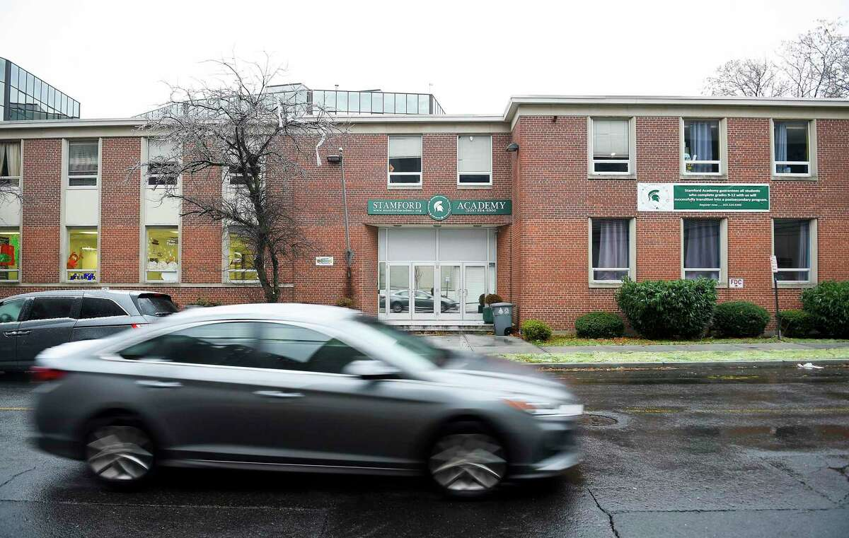 The former Stamford Academy will be the new home of the Stamford Public Schools' Anchor program, designed to help struggling middle and high school students.