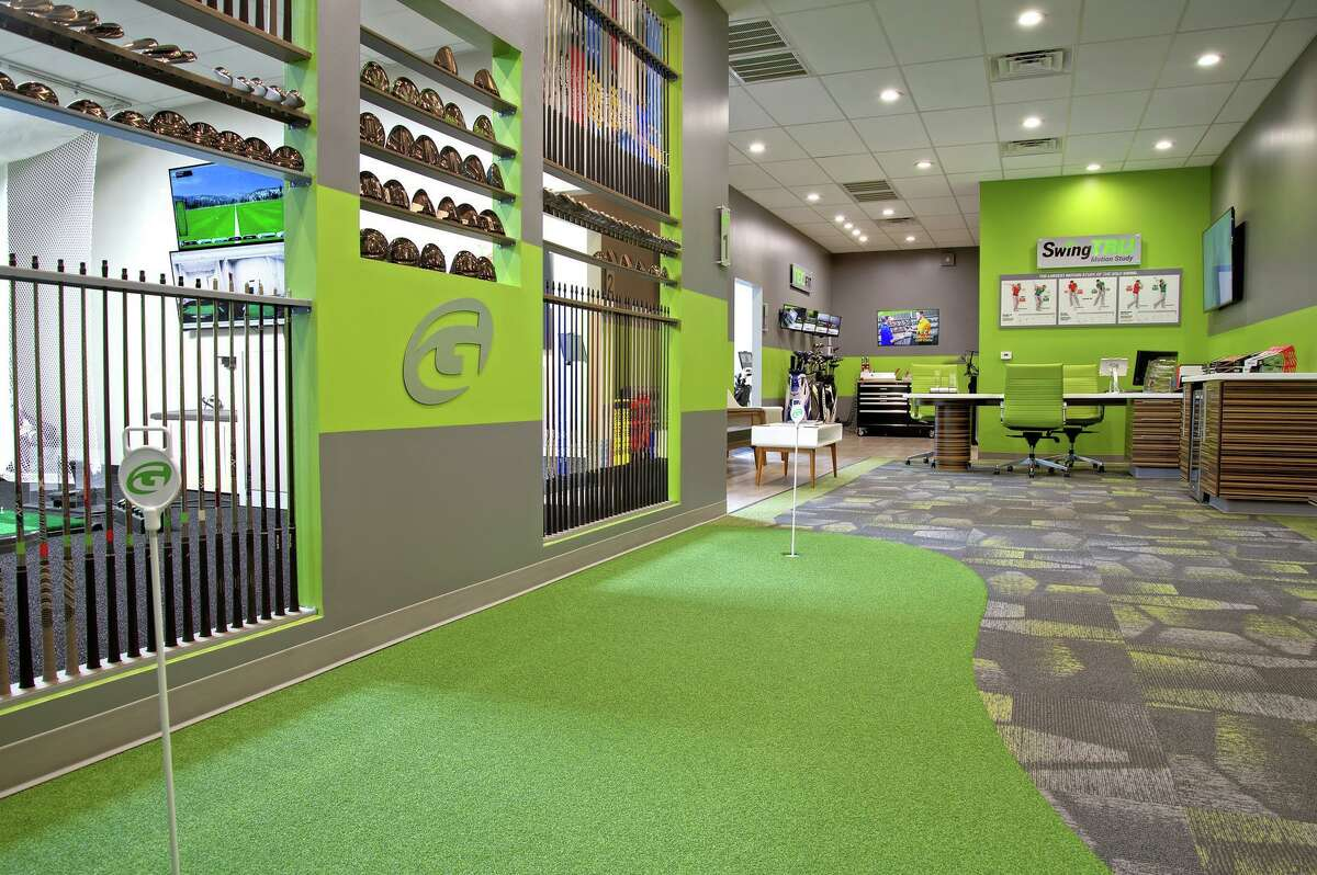 GOLFTEC opened a golf training center in Stamford, Conn., in February 2021.