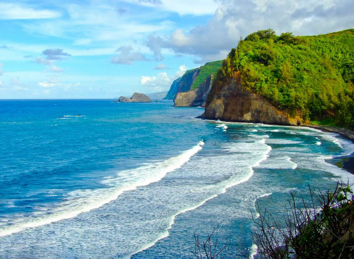 The Pololu Valley lookout is one of Hawaii's natural treasures.