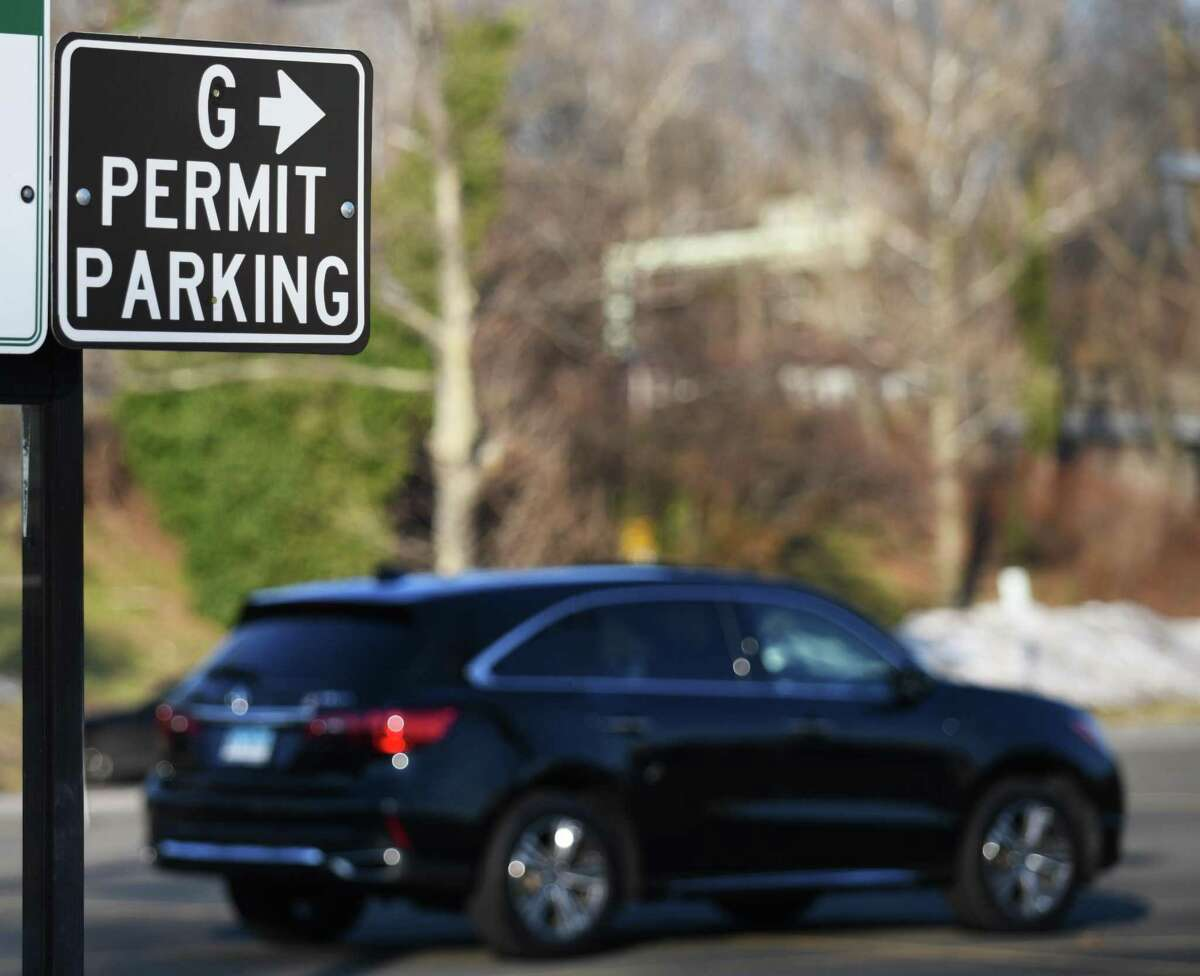 Parking permits for town lots like Island Beach have been long coveted. But it is not yet clear what kind of an impact the pandemic has had on commuters in Greenwich.