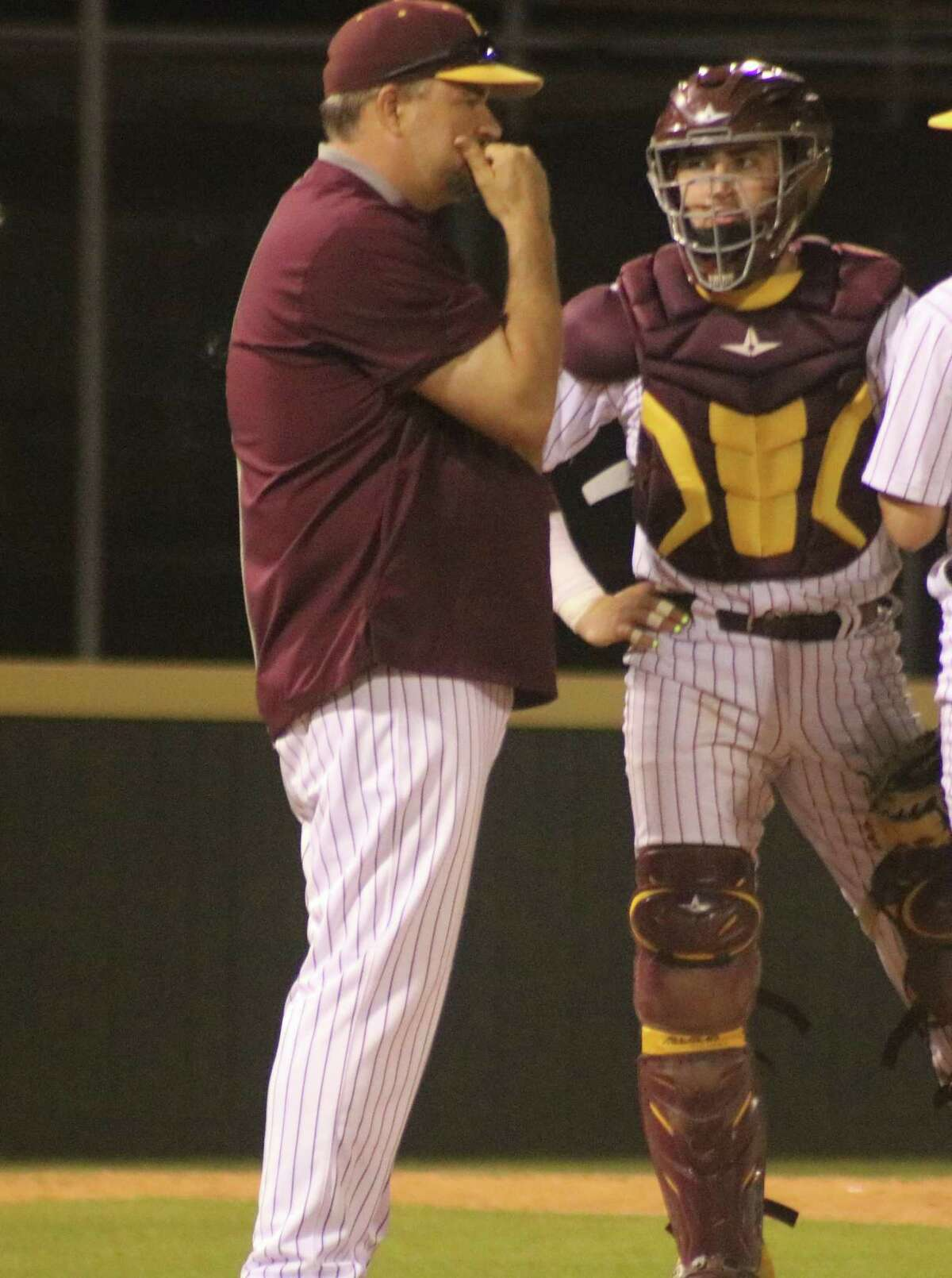 Deer Park assistant coach Donnie Elliott, the former San Diego Padres pitcher, finds himself a week behind schedule after the winter storm wiped out two scrimmages. Elliott has five days to come up with a pitching staff. But three scrimmages in the upcoming days should help.