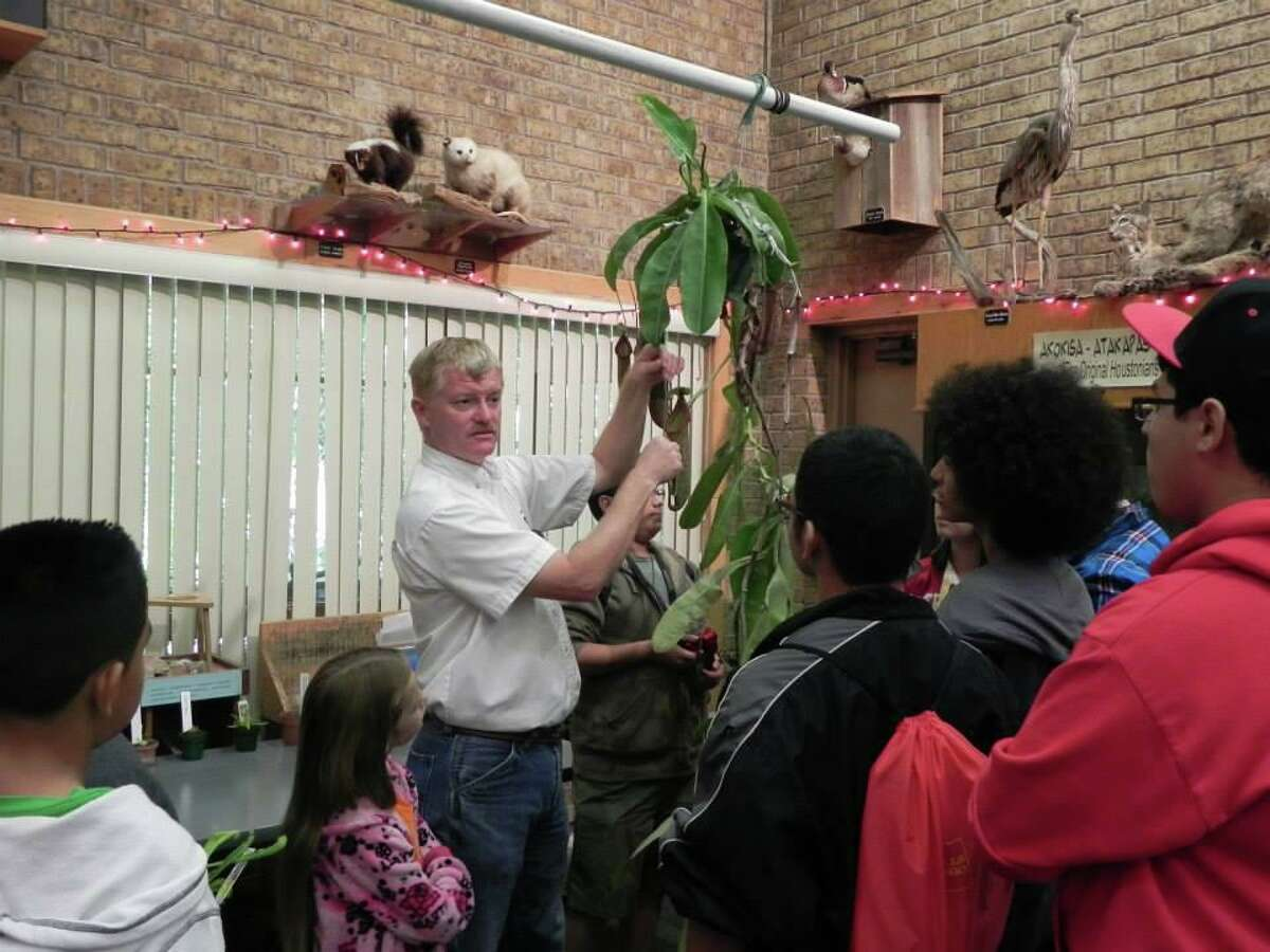 Mike Howlett of Spring runs a unique nursery that specializes in carnivorous plants, called PetFlyTrap.com.