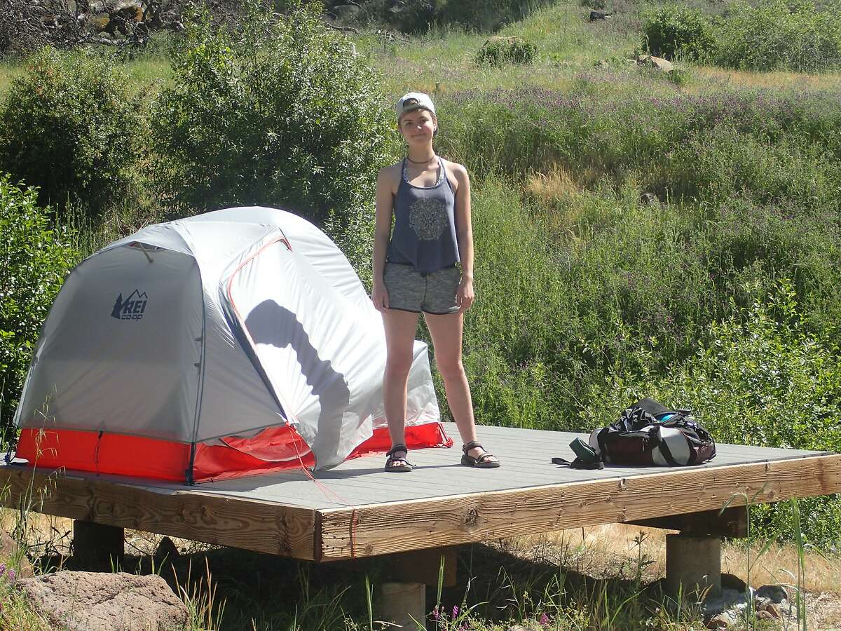 Deanna Rhoades recently moved from Santa Cruz to Tucson, Ariz.