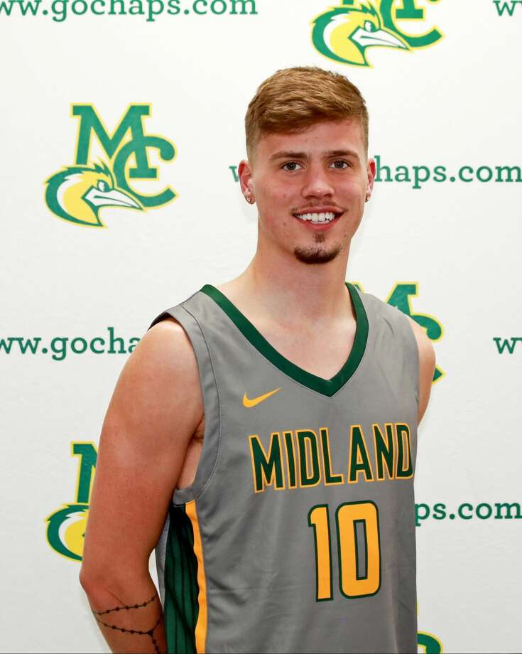 Midland College's Tyler Brinkman Photo: Midland College Athletics