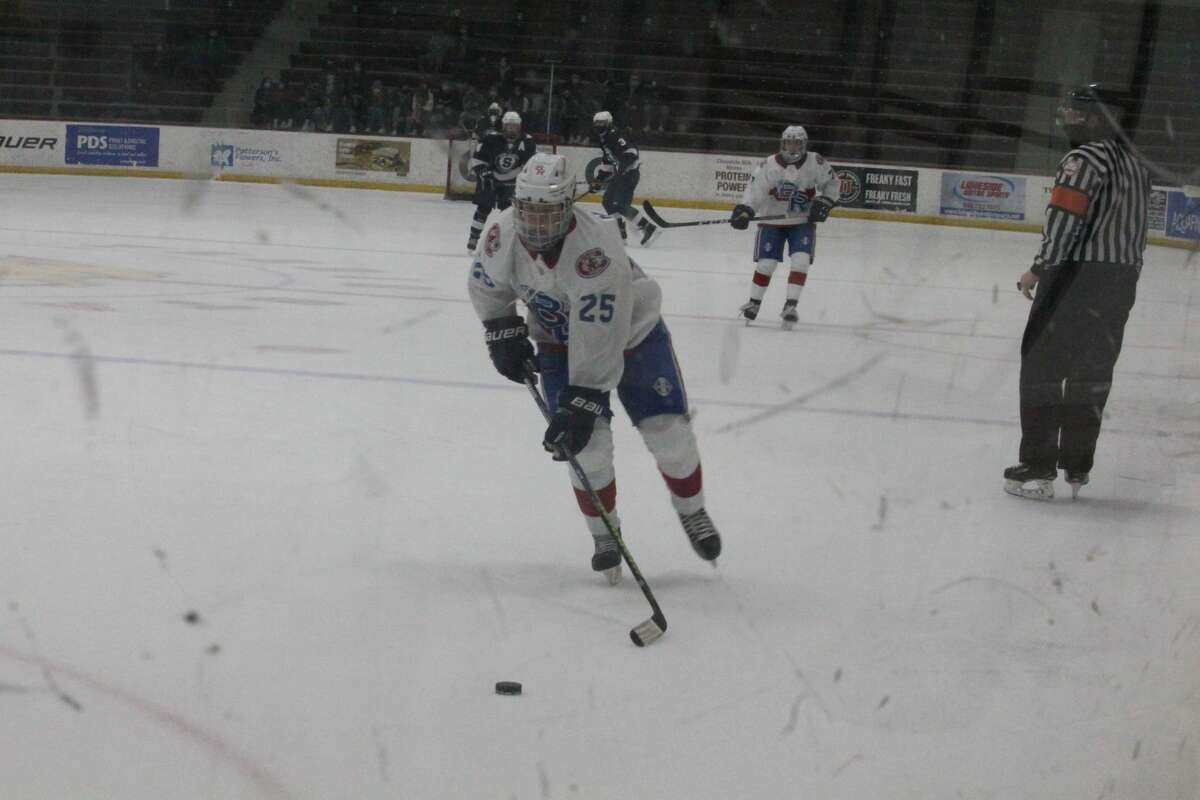 Sault Ste. Marie got out to early leads and downed Big Rapids on Saturday 5-3