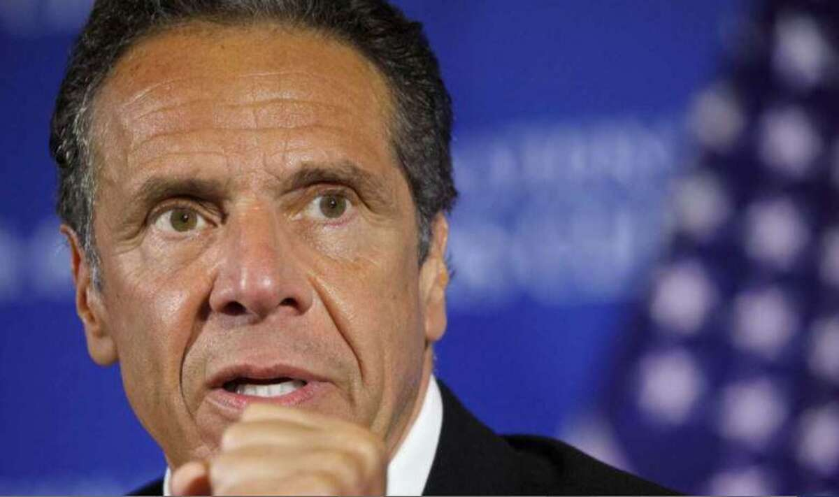 """Under fire statewide from leaders of his own party, Gov. Andrew M. Cuomo on Sunday changed course and proposed a """"review"""" of the sexual harassment allegations made against him, to be conducted by an investigator chosen by the state attorney general and a Cuomo-appointed judge."""
