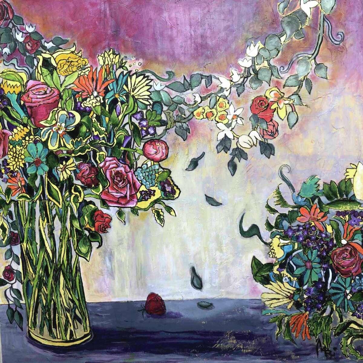 Best in Show: Artist Mari Gyorgyey,