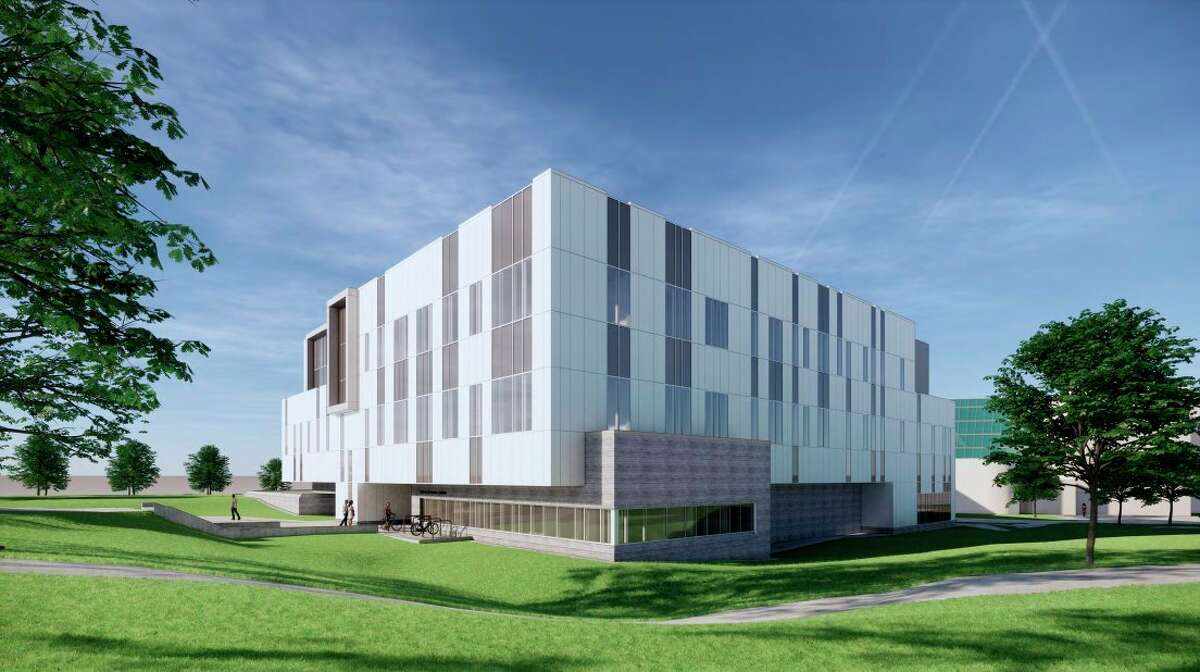 Ferris State University's Center for Virtual Learning is another major step closer to reality after the university's Board of Trustees approved proceeding with the construction of the $29.5 million main campus building. (Courtesy photo)