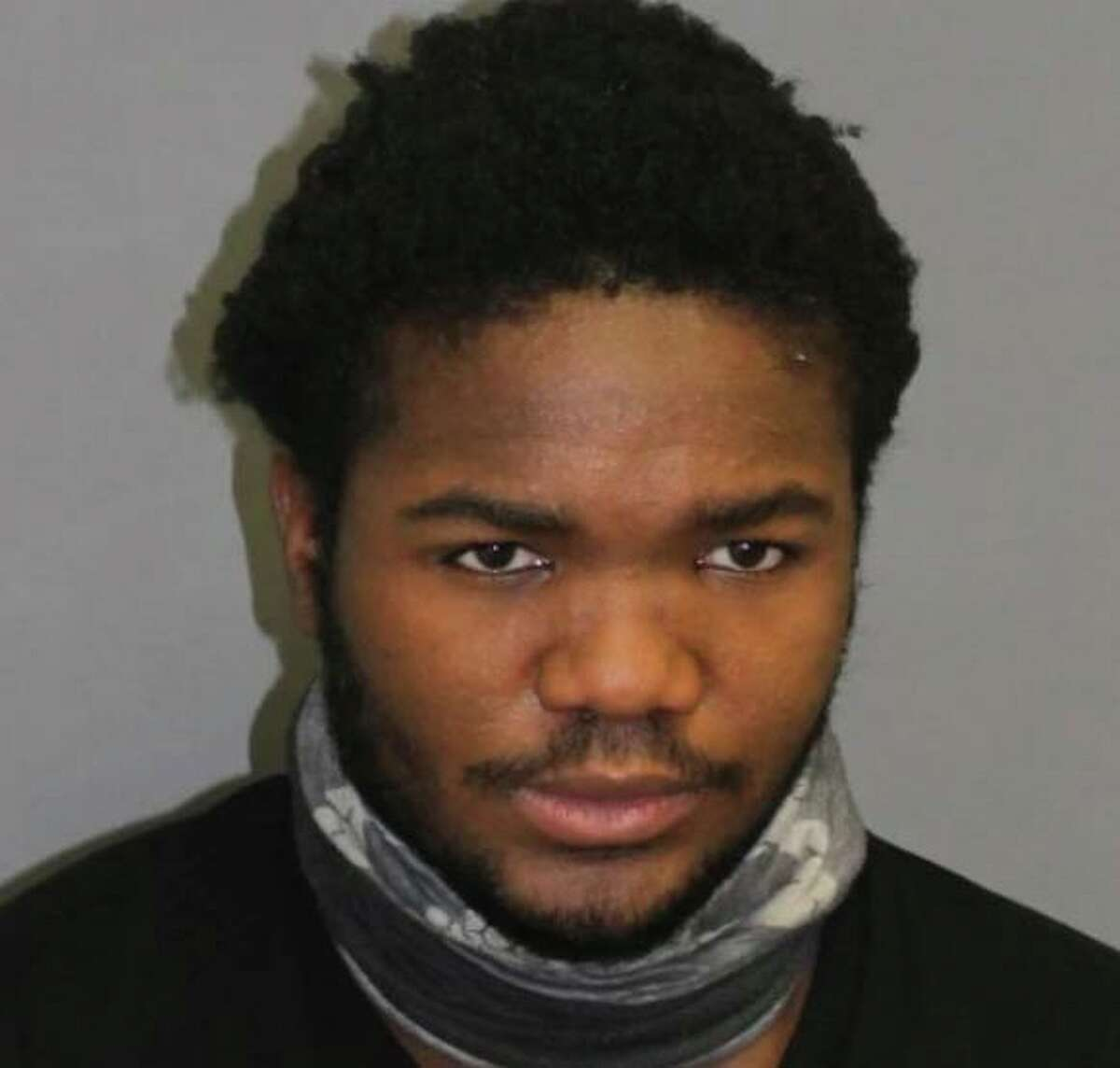 Malik Ivan Price, of Sanford Street in Hartford, Conn., was charged with reckless driving, evading responsibility, operating a motor vehicle without a license, carrying a pistol without a permit, illegal possession of a weapon in a motor vehicle, three counts risk of injury to a minor, conspiracy to commit home invasion, three counts of conspiracy to commit third-degree burglary, first-degree larceny, two counts of conspiracy to commit first-degree larceny, interfering with an officer/resisting, assault on a public safety officer, criminal use of a weapon, first-degree assault, second-degree assault, first-degree threatening and four counts of first-degree reckless endangerment.