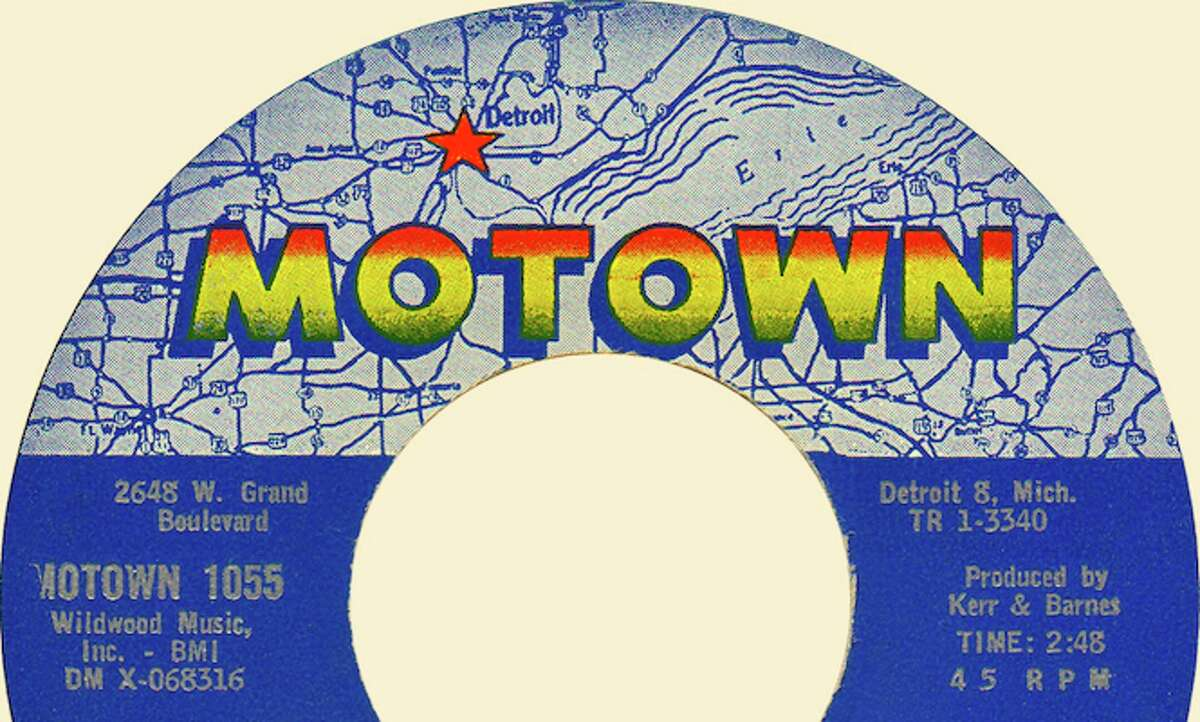 Motown Records label