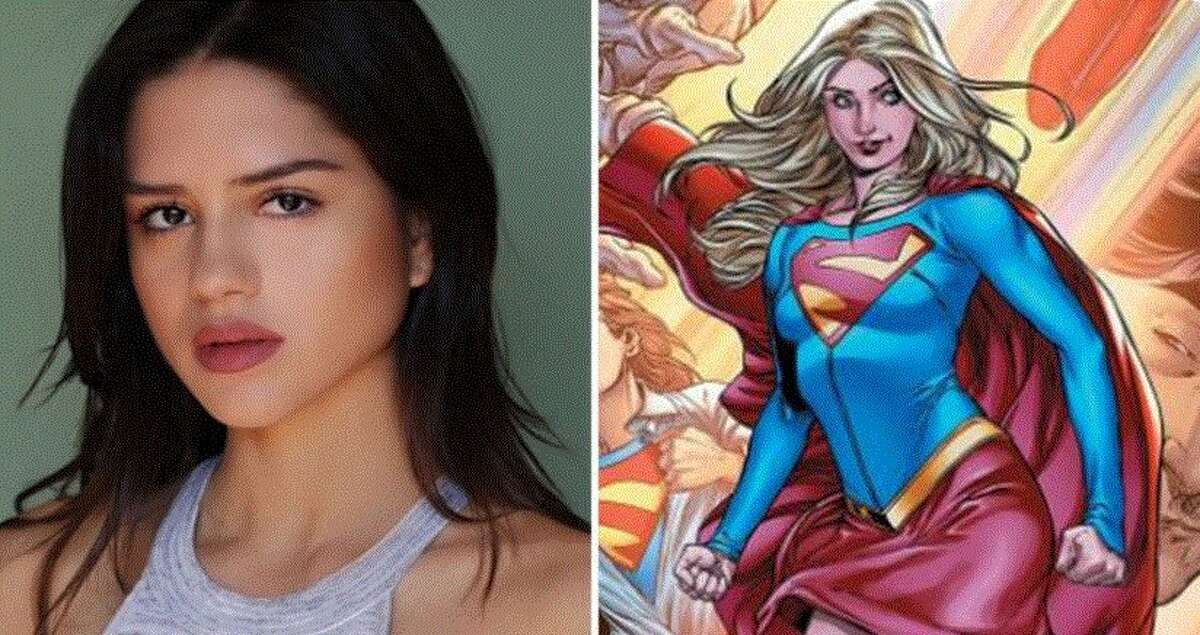 Sasha Calle is DC Universe's first-ever Latina cast in the role of Supergirl.