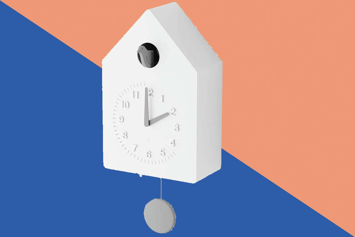 Smart Cuckoo Clock for $79.99