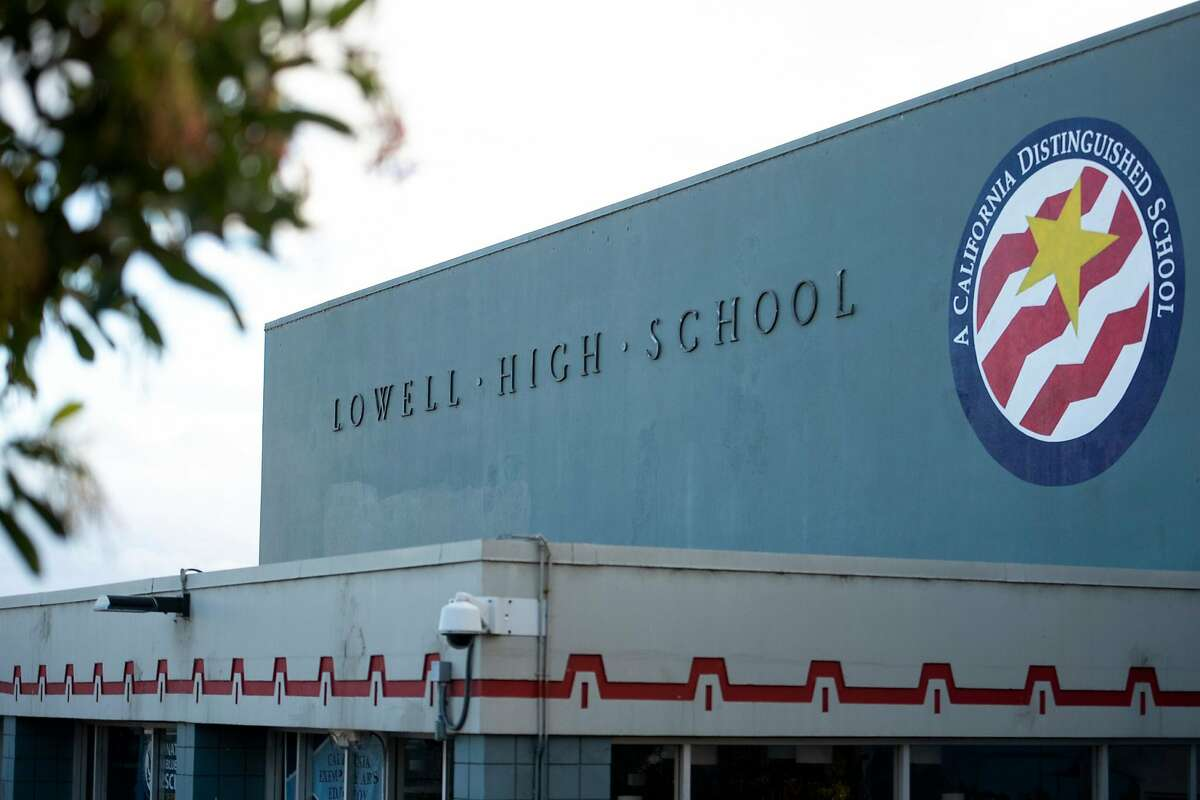 Some supporters of San Francisco's merit-based Lowell High School are threatening to sue the Board of Education unless it rescinds its plan to admit students by lottery.