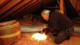 In addition to affecting your heating and cooling bills, attic insulation can also protect pipes in your attic during extended freezes. Joe Bany of John Moore Services said that Houston area homes should have 13 to 16 inches of insulation in their attics.