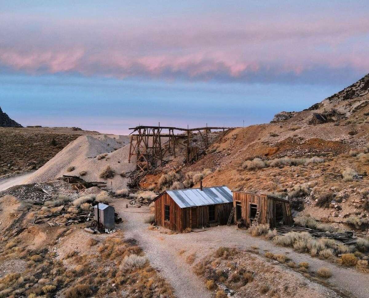 Cerro Gordo, Calif.