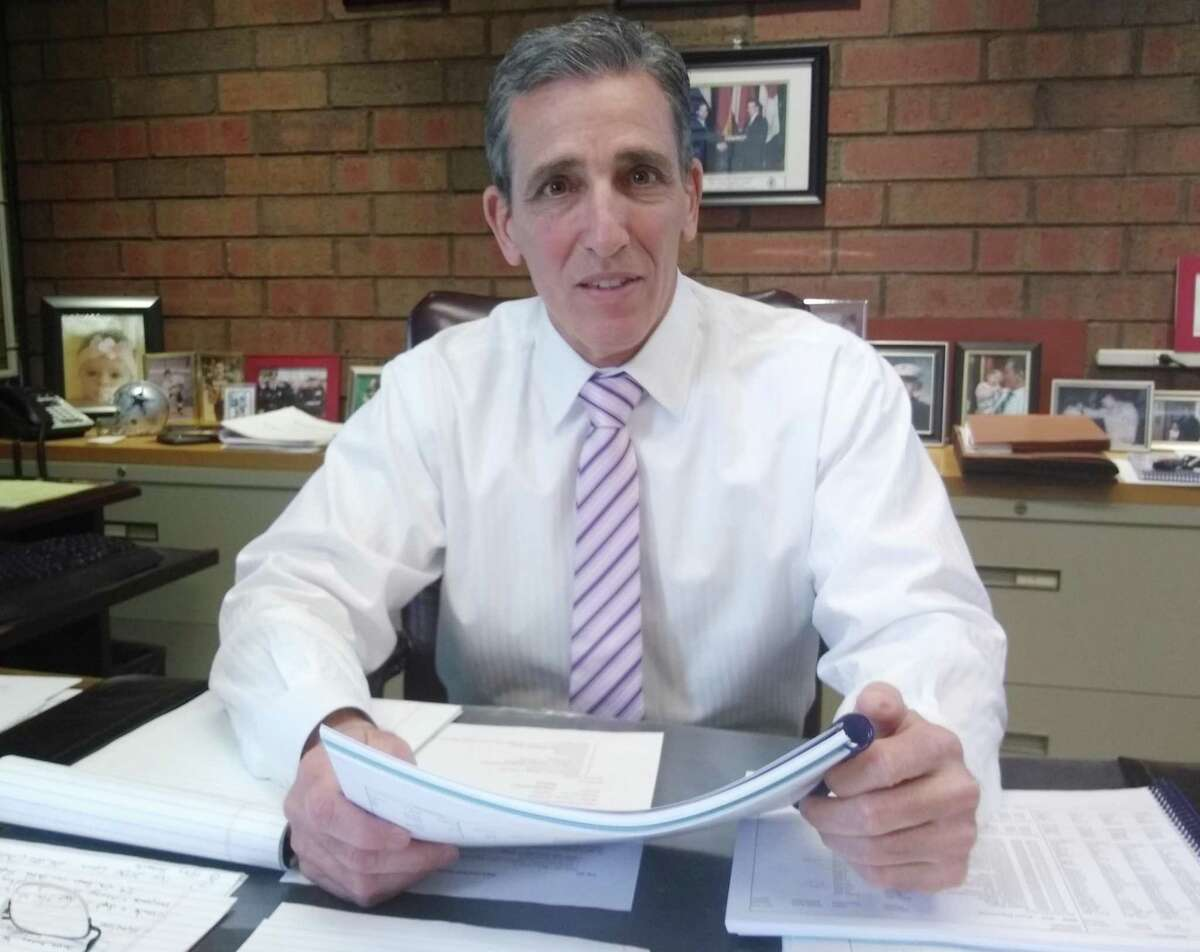 Milford Police Chief Keith Mello