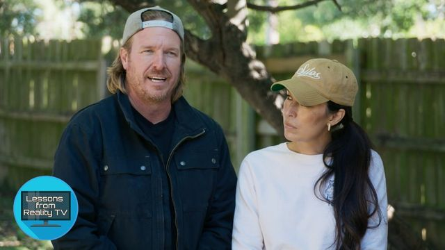 Chip and Joanna's New Twist on the Open Floor Plan Is So Genius, You'll Want It Right Now