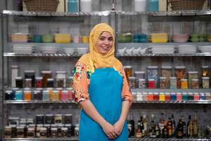 Richmond baker Madiha Chughtai will compete at 8 p.m. Monday on the Food Network.