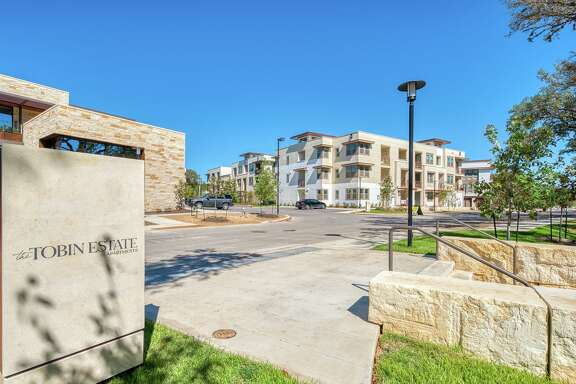 Rosewood Property Co. recently finished building286 apartments on Oakwell Court.