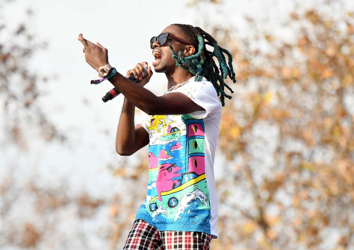 Rapper TisaKorean performs onstage during day 1 of the Rolling Loud Festival at Banc of California Stadium on December 14, 2019 in Los Angeles, California.
