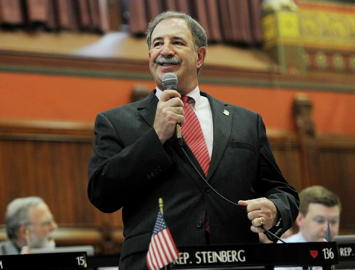 Rep. Jonathan Steinberg, D-Westport, co-chairman of the Public Health Committee
