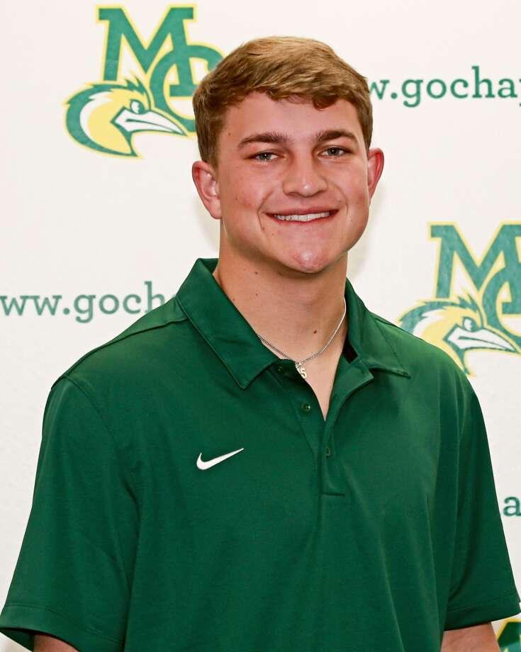 Caleb Heuertz Photo: Midland College Athletics