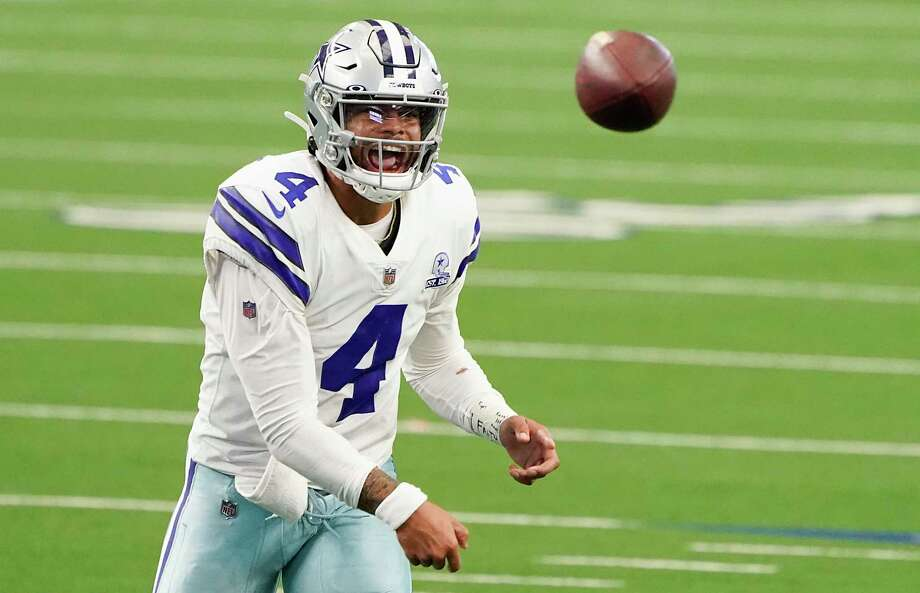 With the window to apply the franchise tag opening this week, the Cowboys could consider tagging and trading quarterback Dak Prescott. Photo: Smiley N. Pool /The Dallas Morning News / Smiley N. Pool /The Dallas Morning News / The Dallas Morning News