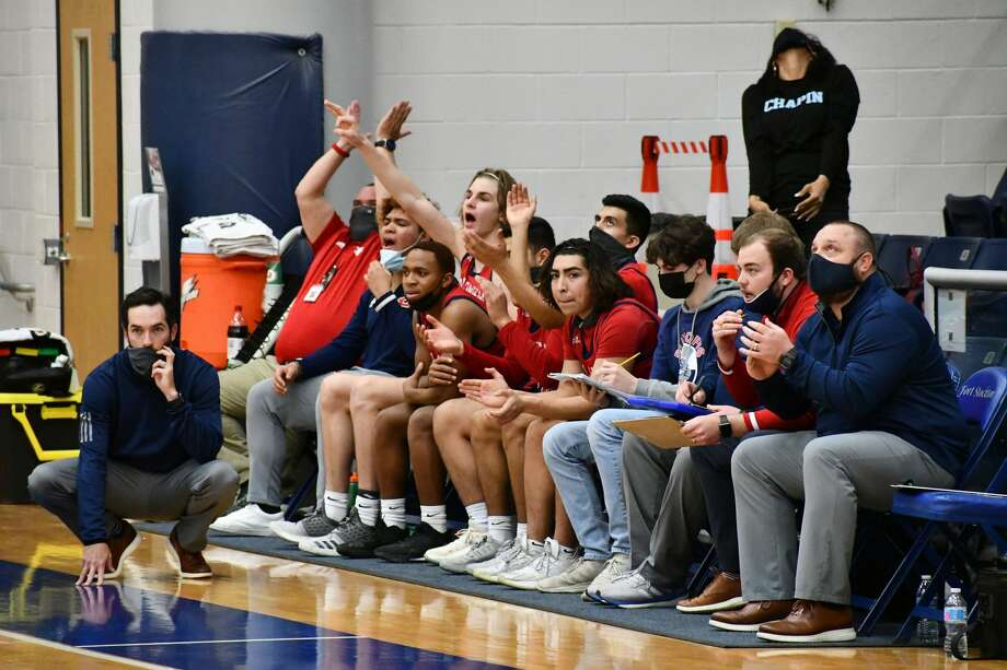 The Plainview Bulldogs suffered a season-ending 79-67 loss to El Paso Chapin in the area round of the Class 5A boys basketball playoffs on Monday at Fort Stockton. Photo: Nathan Giese/Planview Herald
