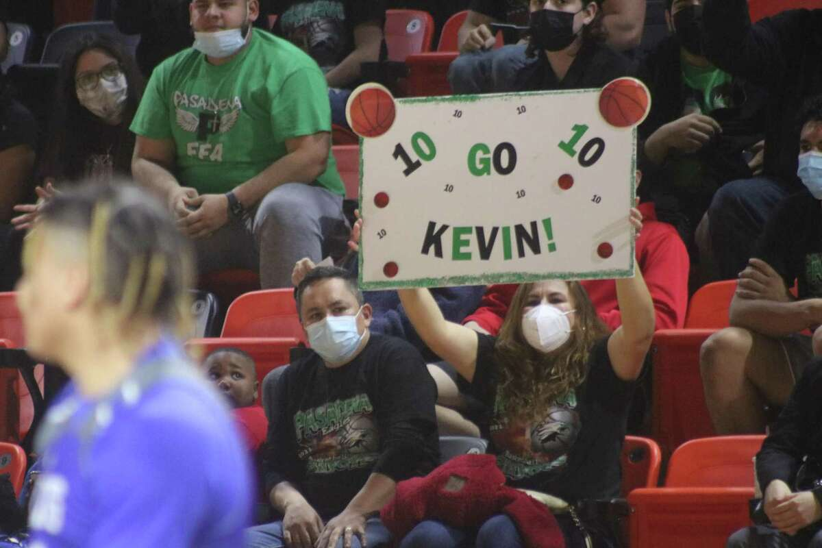 Eagle Nation brought its signs out again in show of support of the 22-6A champions.