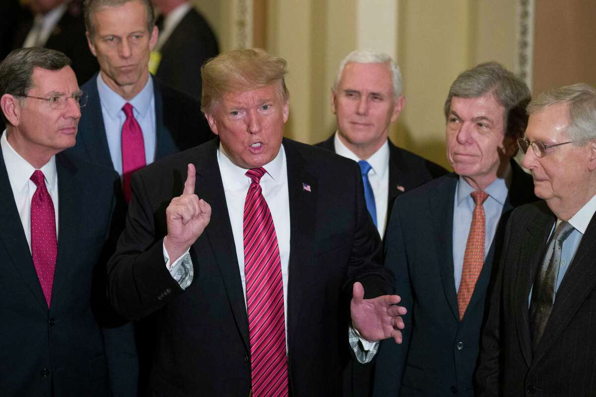 Republicans should have learned by now - there is no taming former President Donald Trump, even if he is out of office.