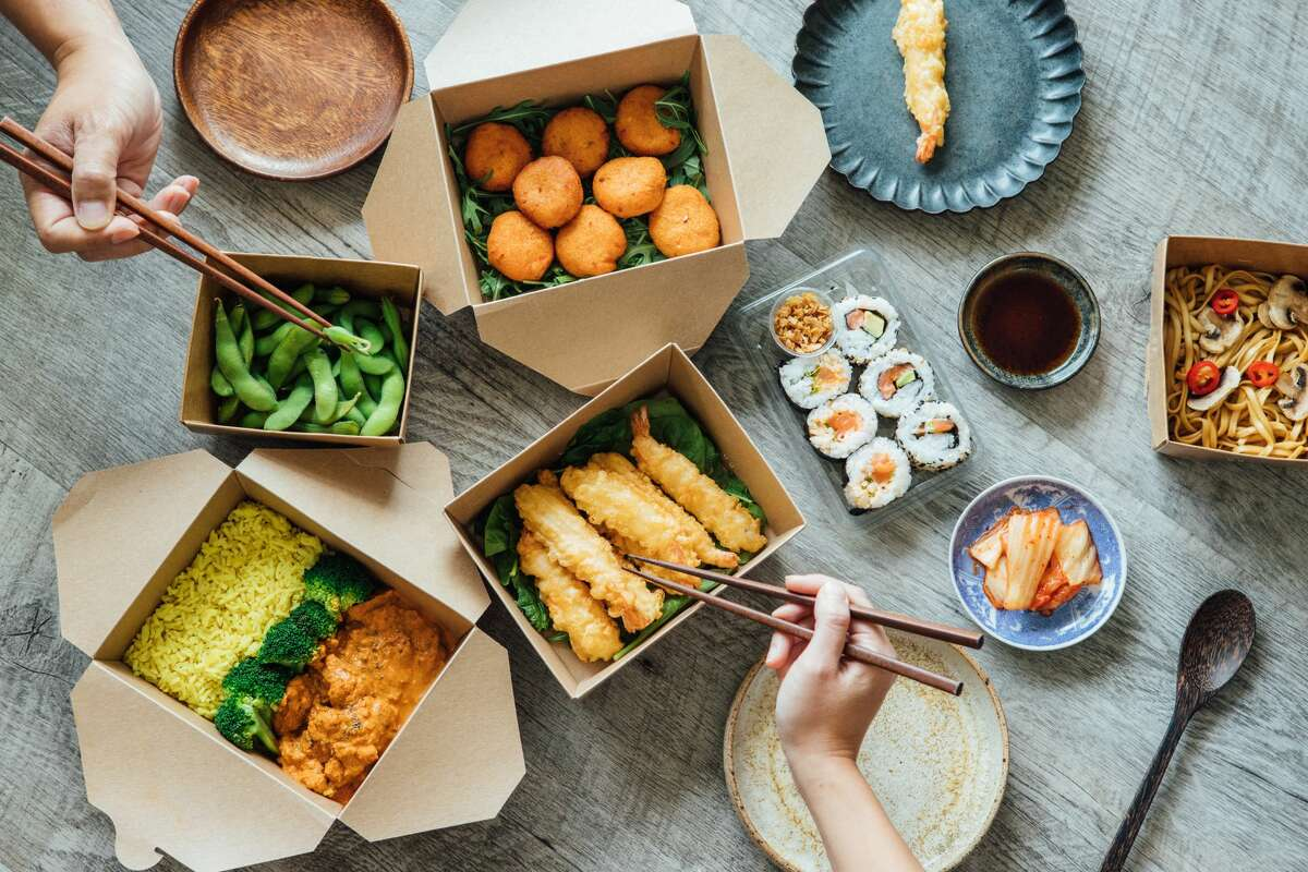The new best takeout food category can be found in the Dining Out section.