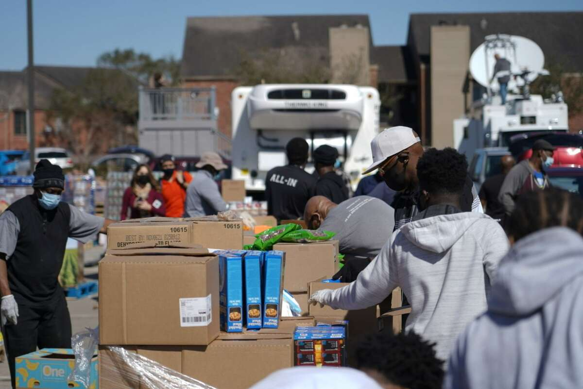 Communities of color are struggling in the aftermath of Texas' winter storm.